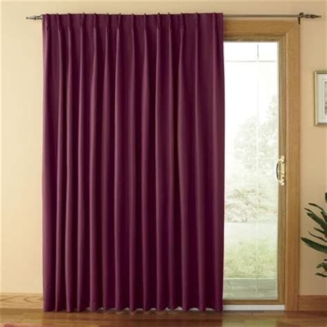 color connection pinch pleat patio panels by montgomery