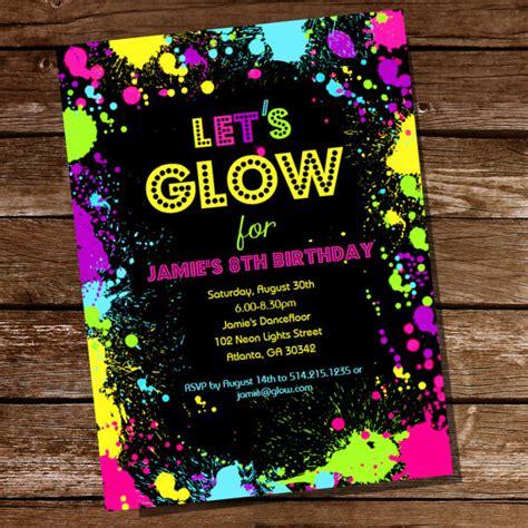 glow party cliparts   clip art