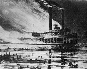 The Sultana Disaster On The Mississippi 150 Years Ago Took Its Toll On Cincinnati