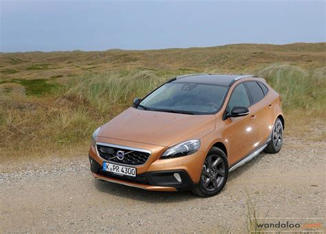 Volvo V40 Cross Country Hd Picture by Volvo V40 Cross Country En Photos Hd Wandaloo
