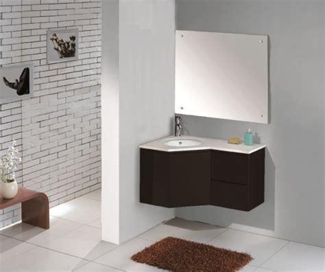 vienna wall hung lh rh corner vanity contemporary