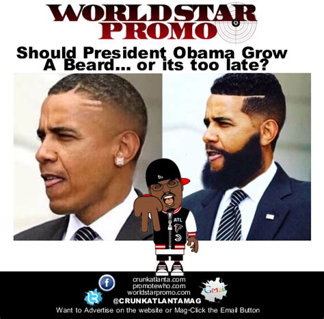 President Obama Meme - what if president obama had a full james harden beard worldstar promo memes songs and music