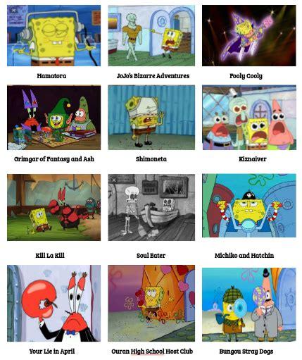 Spongebob Jojo Memes - ouran high school host club meme tumblr