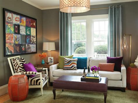 interior design living room colorful interior design lesson a guide to mixing and matching Modern