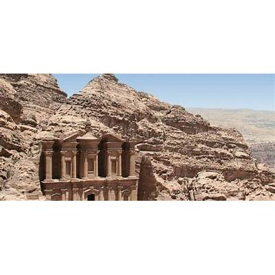 Petra Historical Place In JordanTravel Featured