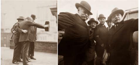 como se hizo el primer selfie de la historia en
