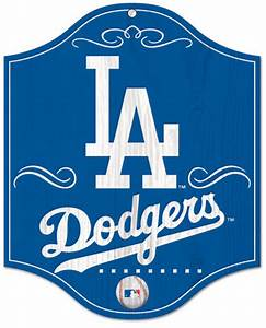 Image Gallery los angeles dodgers sign