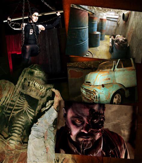denver colorado halloween haunted house 13th floor the