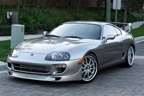 1998 For Sale by 1998 Toyota Supra Information And Photos Zombiedrive