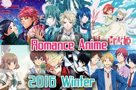 One Anime From Winter 2017 That You Might Like 6 Anime Winter 2016 List Best Recommendations