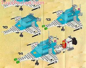 Lego 6890 Cosmic Cruiser Set Parts Inventory And