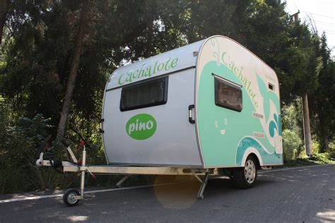 pino caravan  small trailer enthusiast