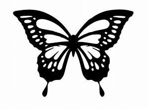 Stencil Butterfly Pattern   www.imgkid.com - The Image Kid ...