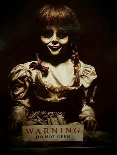 Annabelle Halloween Wallpapers Wallpaperaccess