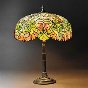 Mosaic, Glass, Lamps