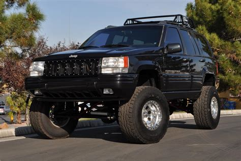 jeep grand cherokee modified 1998 jeep grand cherokee custom suv 184207