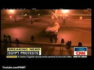 CNN: Breaking News, EGYPT PROTESTS, 20110128 - YouTube