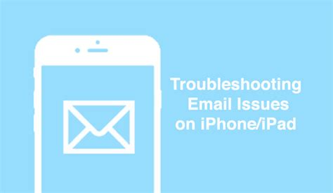 iphone email problems 7 tips to fix ios 11 ios 11 1 email issues on iphone