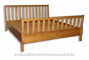 Bett Landhausstil 180x200 : bett doppelbett holzbett 180x200 massiv landhausstil weichholz ~ Eleganceandgraceweddings.com Haus und Dekorationen