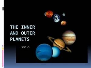 PPT - The Outer Planets PowerPoint Presentation - ID:1487515