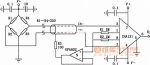 Accurate Measuring Amplifier Circuit Diagram