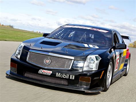 Cadillac Cts V Race Car by Cadillac Cts V Race Car Picture 8115 Cadillac Photo