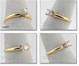 Yellow gold vs white gold engagement rings wedding and for Gold and white gold wedding rings
