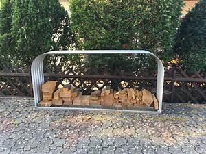 Unterstand Für Kaminholz : kaminholz unterstand regal zinkalume in ruppertsberg ~ Michelbontemps.com Haus und Dekorationen