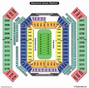 Outback Bowl Stadium Seating Chart Raymond James Stadium Seating Chart Seating Charts Tickets