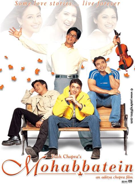 bollywood movie mohabbatein telecharger gratuit