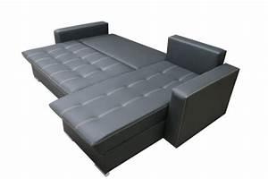 Ecksofa Bei Otto : ecksofa sofa adara mit schlaffunktion kunstleder schwarz ~ Watch28wear.com Haus und Dekorationen
