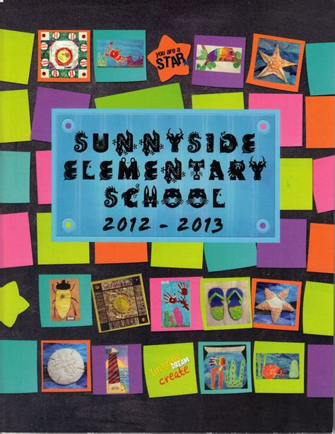 find yearbook photos for free sunnyside elementary school yearbook cover elementary