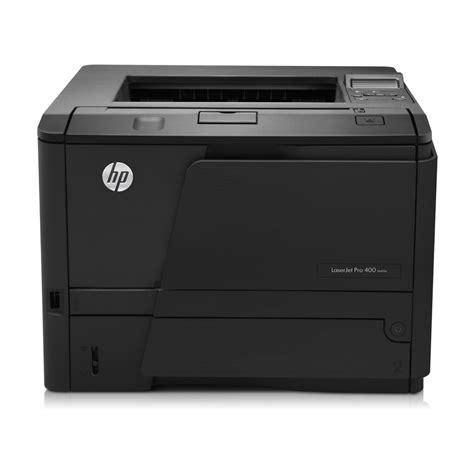 Hp 3y nbd laserjet m401 hw support, u5z49e; HP LaserJet Pro 400 M401a A4 Mono Laser Printer - CF270A