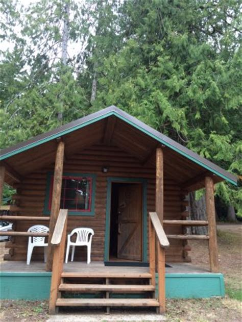 cabins olympic national park sleeping area picture of log cabin resort olympic