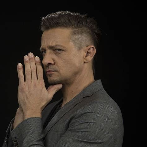 Best Jeremy Renner Images Pinterest
