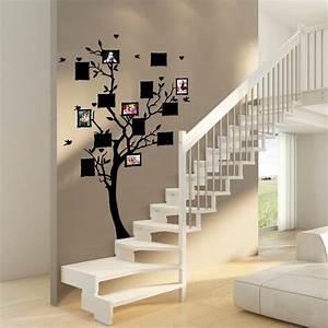 Stickers Arbre Photo : stickers arbre cadres art stick ~ Teatrodelosmanantiales.com Idées de Décoration