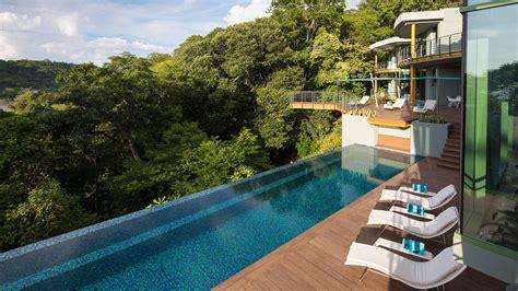 tropical modern house costa rica