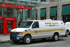 Suffolk County Sheriff | Ford E-Series van in Boston ...