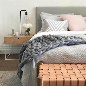 Housse De Couette Cocooning : 1001 id es d co pour votre lit cocooning et chaud ~ Teatrodelosmanantiales.com Idées de Décoration