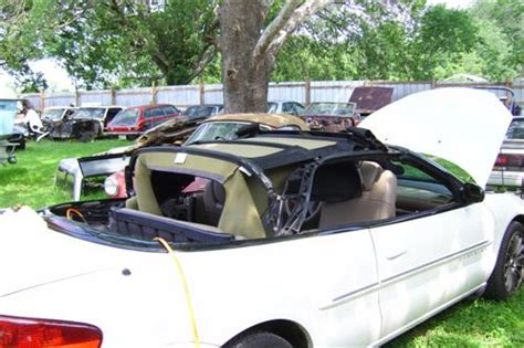 Custom Boat Covers Austin Tx by 2002 Seabring Convertible Top Auto Upholstery Austin Tx