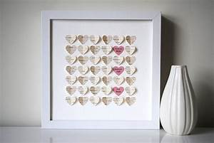 parents39 thank you gift personalized 3d hearts made With parents gifts for wedding
