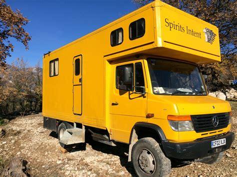 mercedes truck 4x4 mercedes 814da 4x4 cer expedition truck 4x4