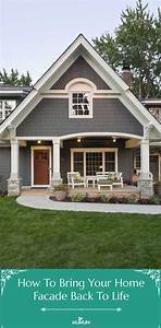 Home, Facade, How, To, Bring, It, Back, To, Life, Home, Facade, Makeover, Home, Facade, Ideas, Home, Facade
