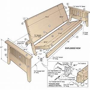 Download Wood Futon Bed Frame Plans PDF wood fence gates