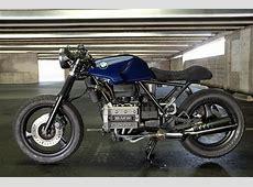 BMW K75 build