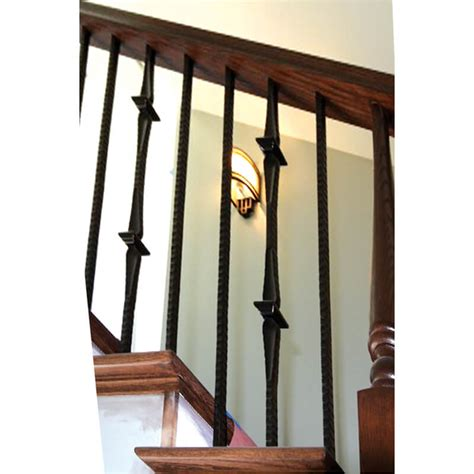 iron banisters knuckle w spoons iron baluster stair parts