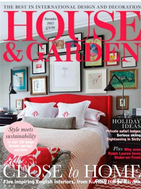 House And Garden Magazine by House And Garden Uk Magazine November 2012 187