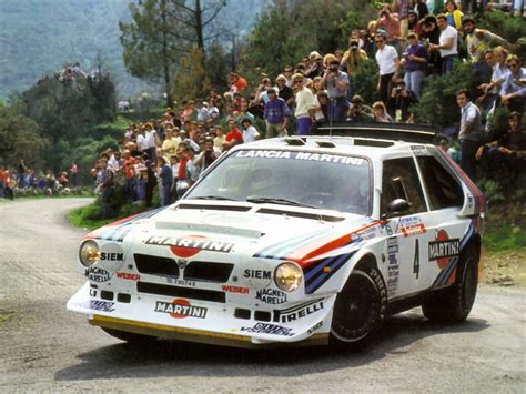 Lancia Delta S4 Sport And Racing Classics Auto