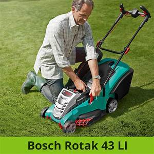 Bosch Rotak 43 Li Test : rotak 43 li test ~ Eleganceandgraceweddings.com Haus und Dekorationen