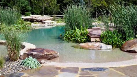 Swimming Pond : Bionova® Natural Pools-quality Process-youtube